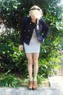 Kookai-jacket-zara-dress-zara-shoes