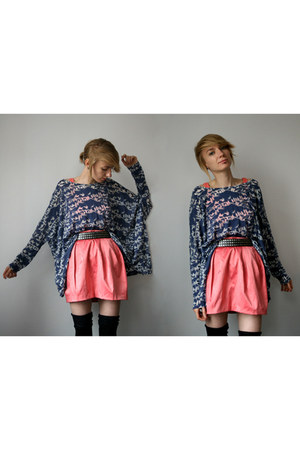 birdy oversize new look top