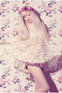 Ivory-super-old-lace-vintage-dress