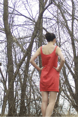 red shift Joe Fresh dress