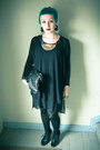Black-lindex-tights-black-gina-tricot-t-shirt