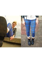 checkered Tripp NYC pants