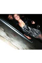 Topshop dress - jacket