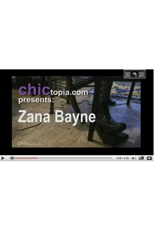 chic people: zana