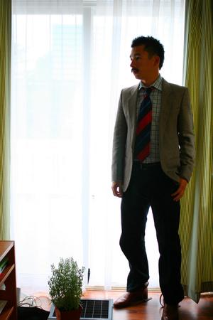 tie - blazer - shirt