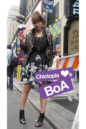 Chic People: BoA
