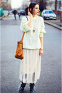 Second-hand-sweater-tulle-nowistyle-skirt