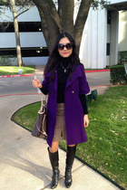 Nine West boots - black Zara sweater - Gap sunglasses - Mexx skirt
