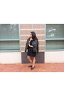Forever-21-shoes-h-m-dress-faux-leather-forever-21-jacket
