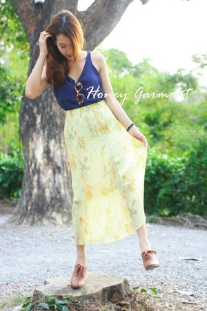 Honey Garment skirt