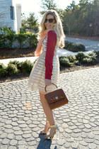 alteredstate dress - ted baker bag