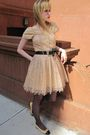 Pink-frock-by-tracy-reese-dress-black-vintage-ralph-lauren-belt-white-vintag