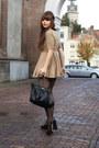 Romwe-dress-romwe-tights-topshop-sandals