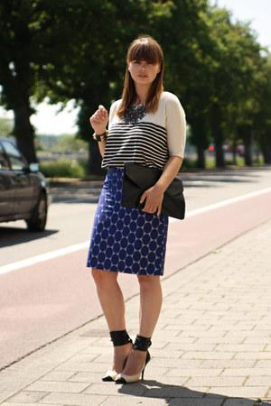 Marni skirt - Isabel Marant heels