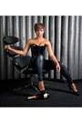 Black-leather-leggings-black-bodysuit
