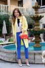 Light-yellow-maxi-coat-kika-paprika-jacket-blue-forever21-jeans