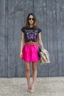 Metallic-pucci-skirt-jimmy-choo-sandals