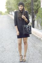 black turban asos accessories - black Stella McCartney dress