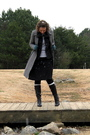 Old-navy-coat-target-accessories-zara-vest-old-skirt-consignment-boots