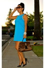 Aquamarine-vintage-dress