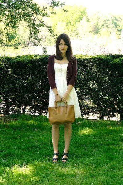 H&M dress - Alexander Wang shoes - coach bag