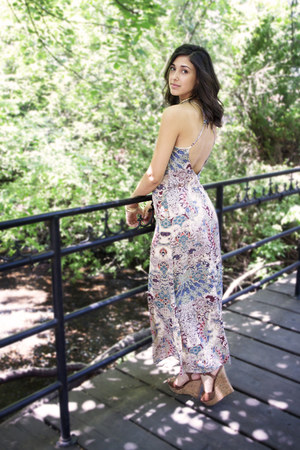 maxi dress Lani dress - Soda wedges