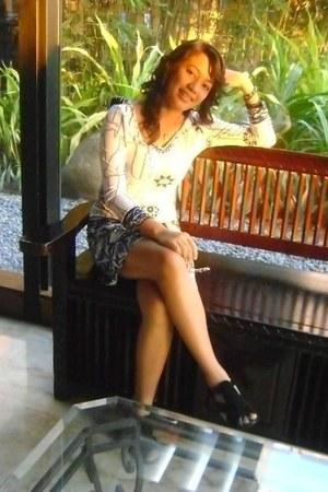 Emilio Pucci dress - janeo heels