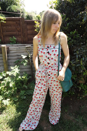 Laura Ashley Fox Vintage bag - Matalan romper
