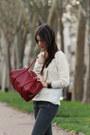 Black-susanna-chloe-boots-brick-red-chloe-bag-beige-zara-sweatshirt