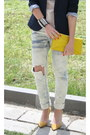 Zara-shoes-diy-jeans-zara-blazer-h-m-bag-amen-top-mango-bracelet