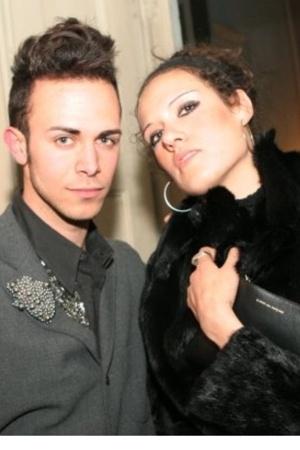 undercover blazer - balenciaga accessories - peachoo shirt - Comme des Garcons a
