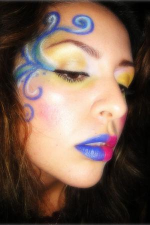 sephora eyeshadows accessories
