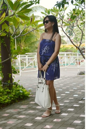 Mango dress - Chloe bag