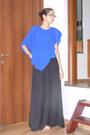 Zara-skirt-blouse
