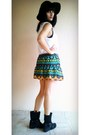 H-m-hat-gossip-boots-c-a-skirt-h-m-top