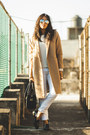 Camel-h-m-coat-white-zara-jeans-white-zara-sweater-black-persunmall-bag