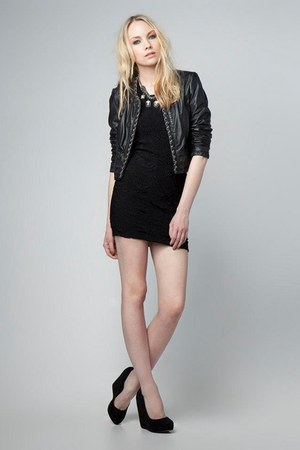 Bershka shoes - Bershka jacket - Bershka skirt - Bershka accessories