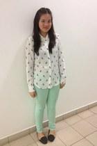 pastel Newlook jeans