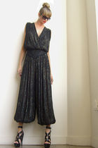 black Girl On A Vine dress