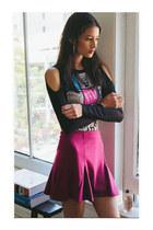 blade bracelet bracelet - sneakers - flounce skirt skirt
