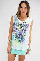 HAUTE & REBELLIOUS top