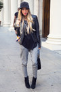 Black-suede-haute-rebellious-boots-black-spike-haute-rebellious-hat