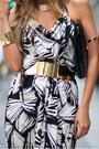 Gold-gold-plated-haute-rebellious-belt-off-white-haute-rebellious-dress