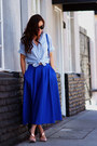 Vintage-shirt-celine-bag-asos-skirt