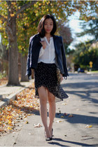Zara skirt - Zara jacket