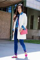 Zara sandals - Zara coat