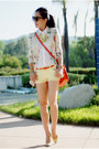 Truth-and-pride-blazer-zara-shorts-zara-pumps-necklace-diy-accessories