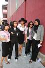 White-giordano-blouse-brown-voir-skirt-black-nichii-belt-gray-vincci-shoes
