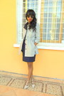 Off-white-parka-coat-cream-valentino-like-shoes-blue-portefeuille-skirt