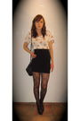 Beige-topshop-t-shirt-black-h-m-shirt-black-topshop-stockings-black-zara-s